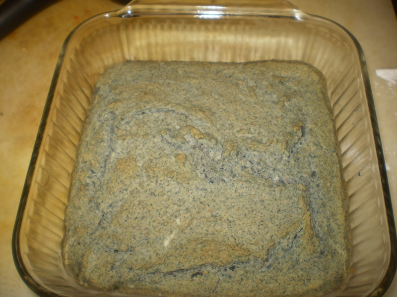 Blue Corn Bread